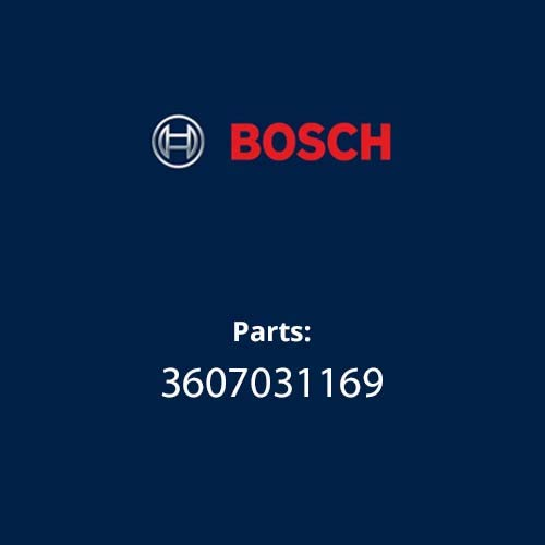 Robert Bosch Corp 3607031169 Flange Assembly