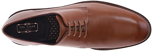 Ted Baker Men's Irron 3 Lthr Am Tan Tuxedo Oxford, Tan, 8.5 M US