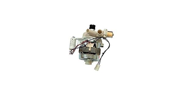 Recamania Motor lavavajillas Ariston 220V 75W LS2050ST 54978 ...