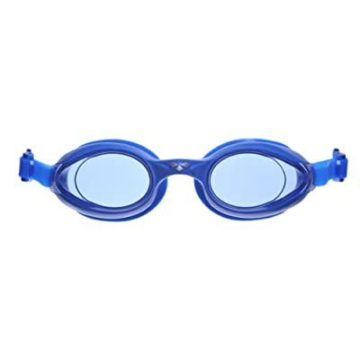 Arena Sprint Swimming Goggles, Unisex, Schwimmbrille Sprint, light blue-blue by Arena