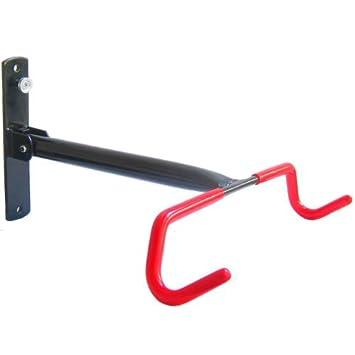 XTools - Soporte de pared para bicicleta, plegable, incluye tornillos