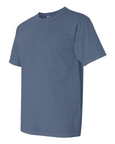 Comfort Colors Pigment-Dyed Short Sleeve Shirt XX-Large Blue Jean (Colour Pigment)
