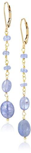Link Tanzanite Earrings - 2