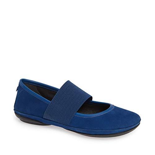 Camper Right 21595-129 Ballerinas Women Blue