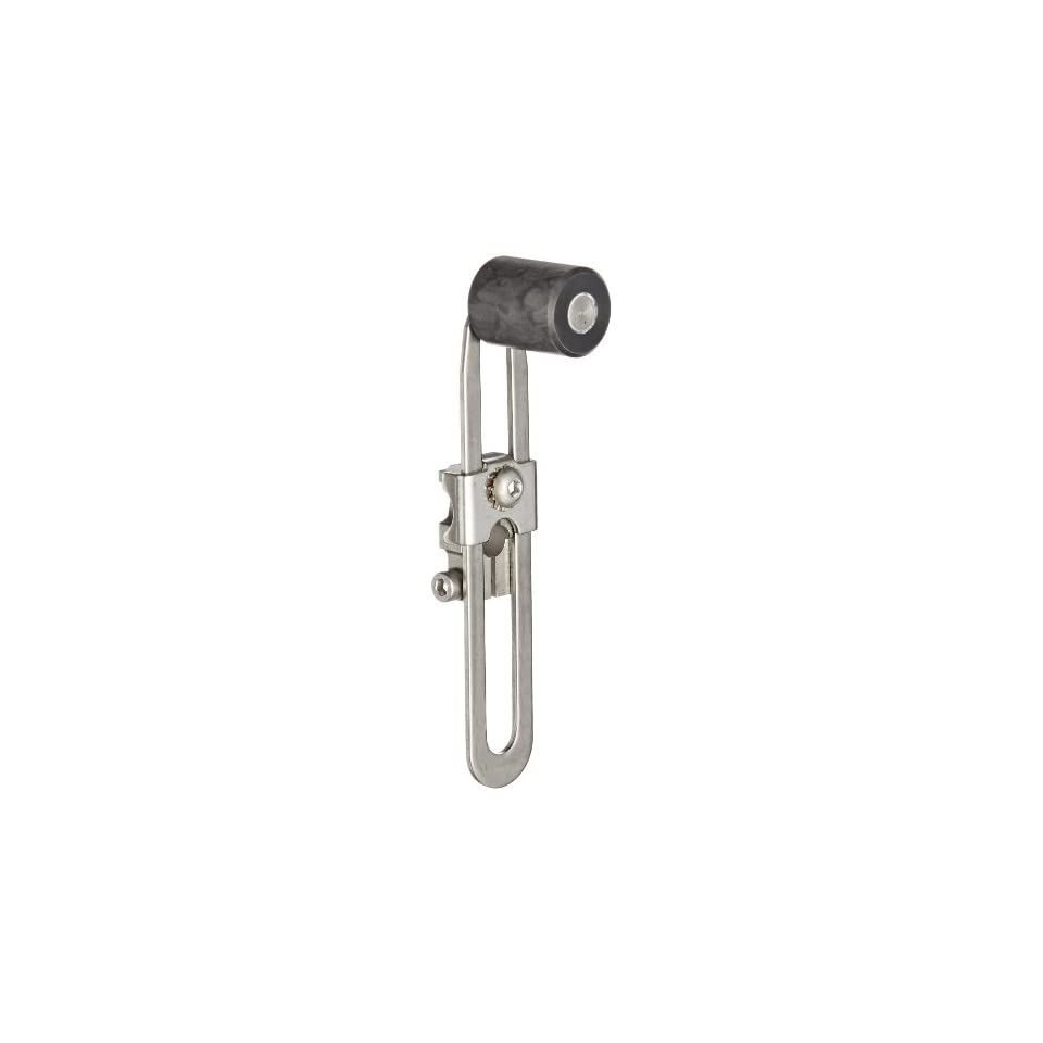 Eaton E50KL537 Limit Switch Operator, Nylatron Adjustable Roller, 1.0 Width, 1.0 3.75 Length