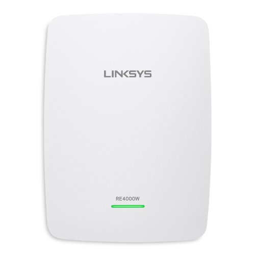 Linksys RE4000W N600 PRO Wi-Fi Range Extender (RE4000W)