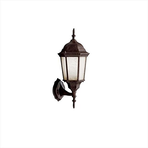 Builder 10953TZ Madison Outdoor Wall 1 Light Fluores Centent in Tannery Bronze /RM#G4H4E54 E4R46T32560772
