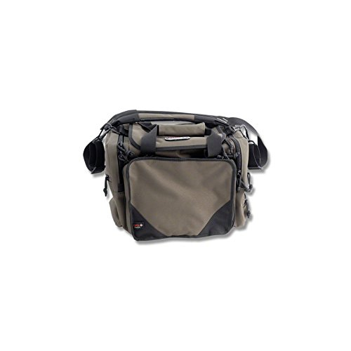 G.P.S. Sporting Clays Bag with Rain Flap, Olive