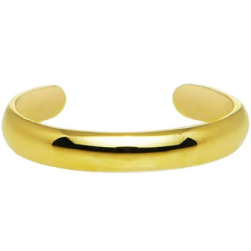 14K Gold Filled 3mm Adjustable Toe Ring by California Toe Rings