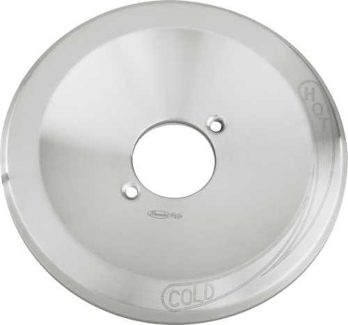 Escutcheon Plate Assemb Chr - Chr Plate