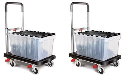 Amazon.com: Magna Cart - Plataforma plegable de cuatro ...
