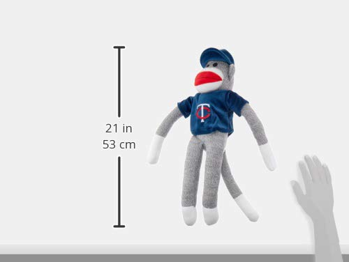 FOCO MLB Unisex Team Sock Monkey