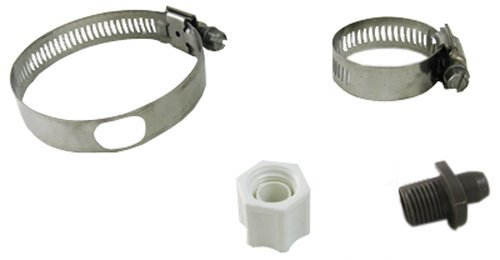 - Hayward VRX100KIT2 Saddle Clamp Replacement Kit for Hayward Stratum Vacuum Release System