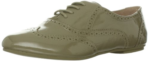 Cole Haan Womens Tompkins Oxford Shoe Summer Khaki Patent