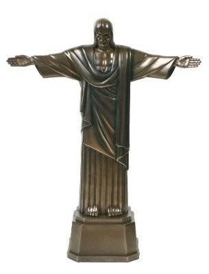 Christ The Redeemer Bronze Finish Statue Jesus Christ Redeemer Statue Rio