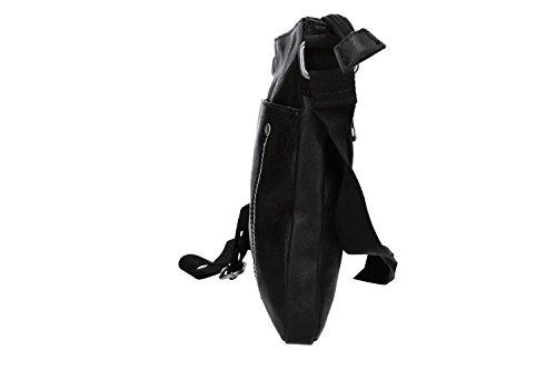 Umgehängt herren GIANMARCO VENTURI schwarz bandolier Taschen Kleine VF352