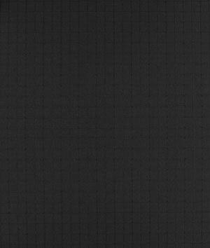 Black 70 Denier Nylon Ripstop Fabric - by the Yard