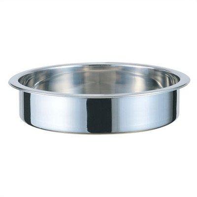 Chafing Dish Insert (Medium Stainless Steel Round Chafing Dish Insert)