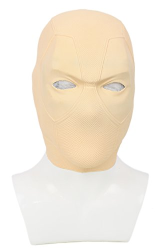 Wade Mask Helmet Movie Vesion Latex Full Head Face Mask Cosplay Props DIY -