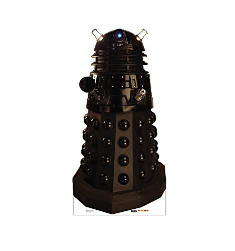 Advanced Graphics Dalek Sec Life Size Cardboard Cutout Standup - BBC's Doctor Who]()