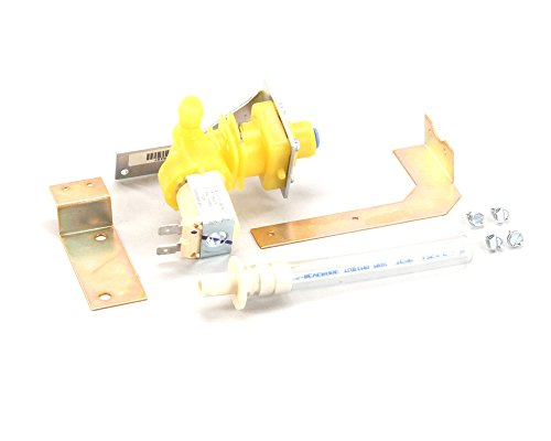 Ice Water Machine Valve - Manitowoc Ice 000009120 Water Inlet Valve Assembly