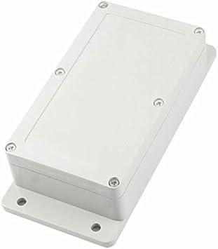 Fuxell - Cajas eléctricas (157 x 90 x 45 mm, IP65, plástico): Amazon.es: Bricolaje y herramientas