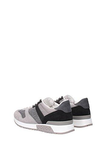 Tods Sneakers Uomo - Tessuto (XXM15A0T010G5B) EU Grigio