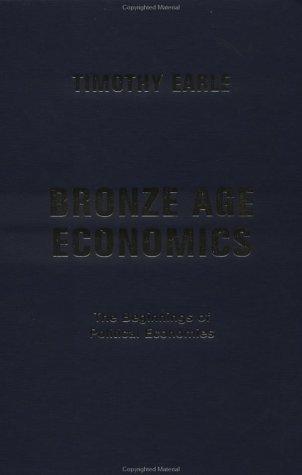 Download Bronze Age Economics: The First Political Economies pdf epub