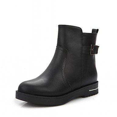 Boots Boots Bootie Boots Combat Comfort Bootspatent Snow UK5 Big Boots Novelty Boots Fashion Cowboy Kids EU38 Motorcycle US6 Boots Western Riding Women'S RTRY ZvFYpwqfn