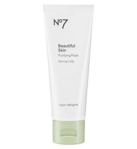 No7 Beautiful Skin Purifying Mask For Normal / Oily Skin 75Ml