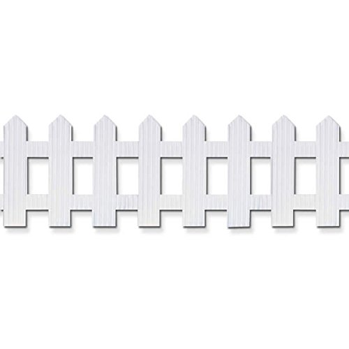 - Pacon PAC38014 Picket Fence Bordette, 6