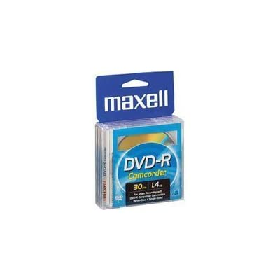 maxell-8cm-camcorder-dvd-r-10-pack