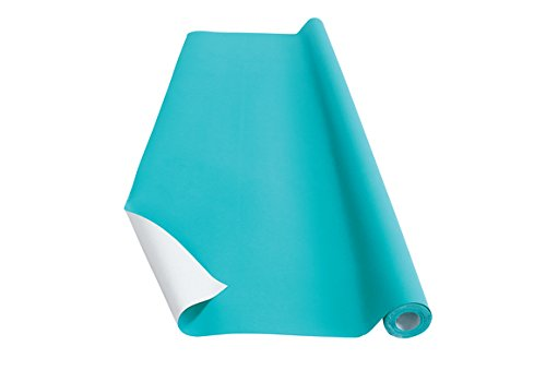 Full 60' Roll (Turquoise Colorations Prima-Color Fade-Resistant Paper Roll, 48