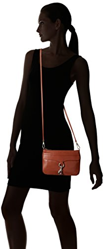 Rebecca with Cross Skinny Strap Luggage Minkoff Body Mac Bag trwtv6q