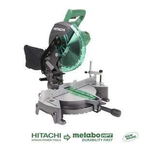 Hitachi C10FCG 15-Amp 10' Single Bevel Compound Miter Saw