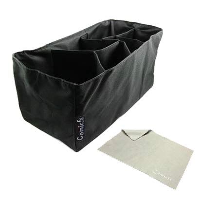 Comicfs Baby Diaper Bag Insert Organizer with Comicfs Cleaning Cloth (Dimensions: 12 X 6.4 X 8 Inch, ()