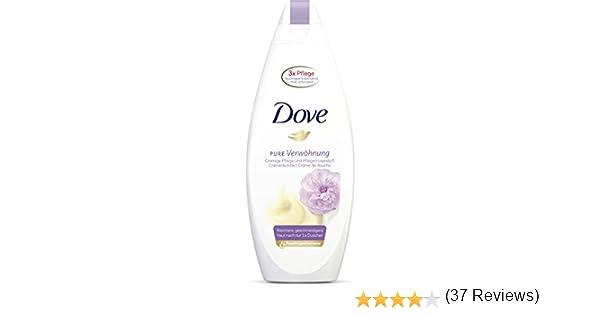 Dove Cuidado ducha Pure verwöhnung cremoso Cuidado y peonía Aroma ...