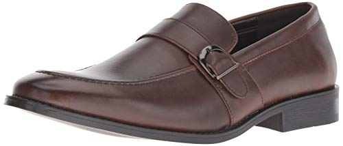 (Unlisted by Kenneth Cole Men's Half TIME Show Loafer, Brown, 12 M US )