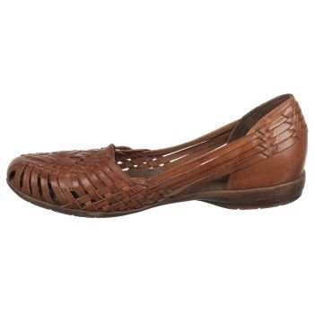 Donna Con Anima Naturale, Grandeur Slip On Huarache Shoe Saddle