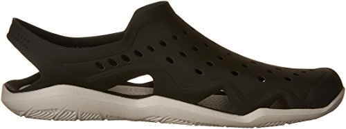 Uomo 069 Scarpe Wave Swiftwater Pearl Brouge White Nero Stringate Crocs Black Sq7gwnRn