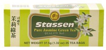 Stassen Pure Jasmine Green Tea