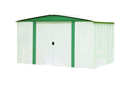 Arrow Sheds HM108 Hamlet Steel Storage Shed, 10 by 8-Feet