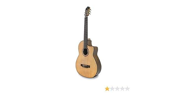 APC Instruments 5C CW - Guitarra acústica: Amazon.es: Instrumentos ...