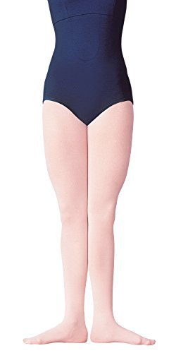Body Wrappers C80 Girls Supplex Footed Tights (X-Small/Small, Theatrical Pink) (Tight Body)