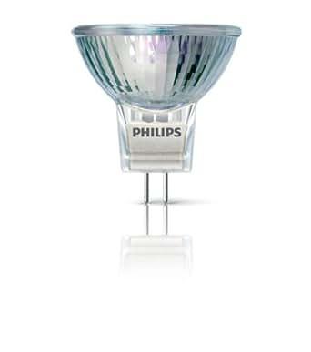 Philips EcoHalo Spot 12V Foco halógeno 872790082360800 - Lámpara (14W, MR11, GU4, 12V, 4 cm, 3,5 cm)