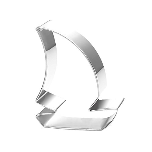 - Finance Plan Big Promotion Sailboat Pirate Ship Cookie Cutter Stainless Steel Mold Cake Decorating Tool