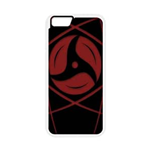 Naruto iPhone 6 4.7 Inch Cell Phone Case White Custom Made pp7gy_3356058