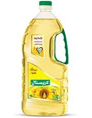 Crystal Sunflower Oil, 1.6 Liter
