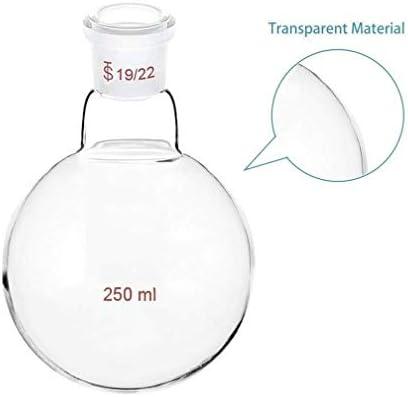 XIN BBRTH Cristalería de Laboratorio 100ml 250ml 500ml 50m Frasco ...