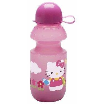 Sanrio Hello Kitty Baby Bottle - Baby/Toddler Sport Bottle (Hello Kitty)
